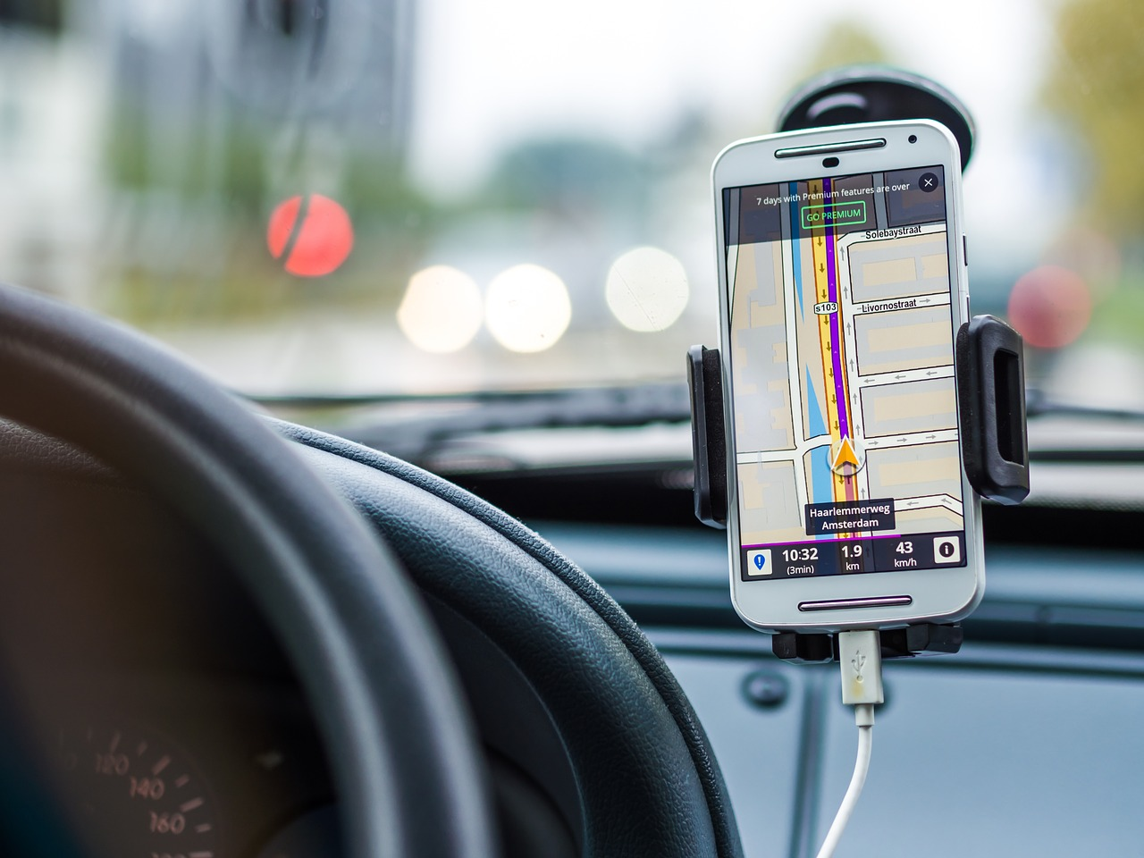 Auto navigatie